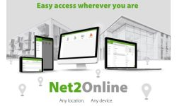Paxton Unveils Web-Based Interface for Net2 Access Control System