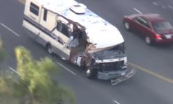 Top 9 Surveillance Videos of the Week: Woman in Wrecked RV Leads Police on Chase