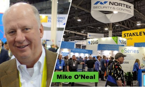 Nortek Security & Control Seeks New President After Mike O'Neal Departs