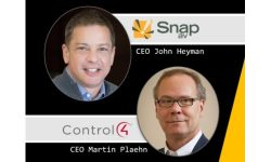 SnapAV, Control4 CEOs Dish on Merger of the Home Automation Giants