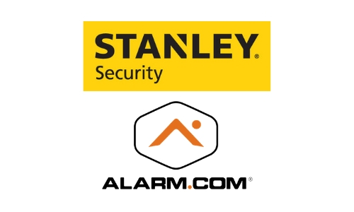 Stanley Partners With Alarm.com to Offer Digital Security Solution