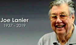 Read: Joe Lanier, Security Industry Entrepreneur and Cartoonist, Dies at 81