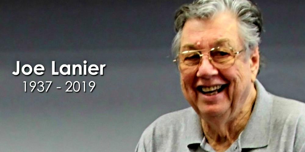 Joe Lanier, Security Industry Entrepreneur and Cartoonist, Dies at 81