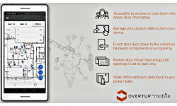 Allegion Unveils Overtur Mobile With Aim to Improve Project Collaboration