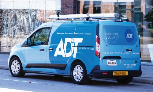 How ADT Won the 2019 SAMMY Award for Best Vehicle Graphic Design