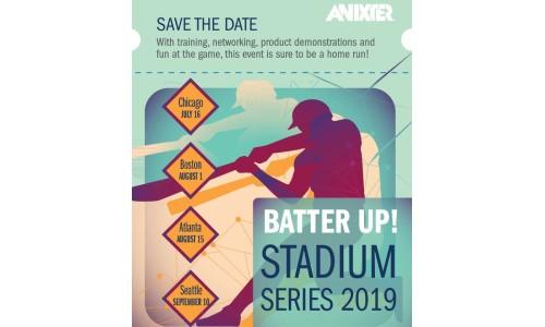 Anixter Releases Dates for 2019 Stadium Training Series