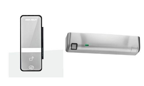 ASSA ABLOY Launches New Adams Rite Wireless Glass Lock, Securitron Magnalock