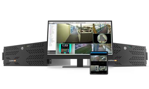 exacqVision Adds Automatic Video Transfer, C•CURE 9000 Integration & More