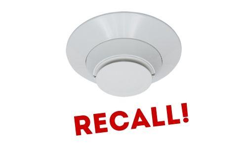 Read: Honeywell Issues Recall on Notifier Photoelectric Smoke Sensors