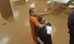 Top 9 Surveillance Videos of the Week: Nurse Attacked by Inmate
