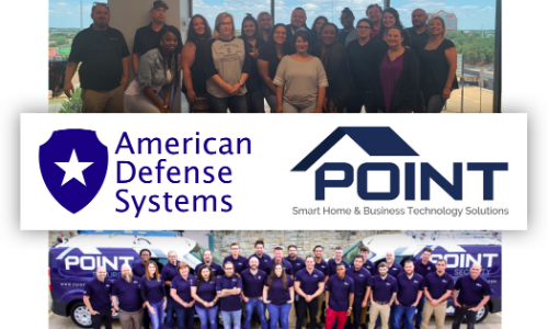 American Defense Systems Acquires Point Security of Austin, Texas
