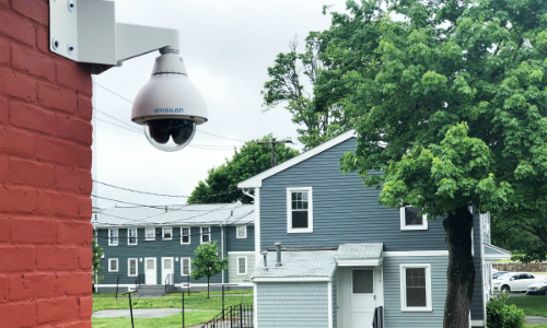 Avigilon Solution Helps Secure New Bedford, Mass., Public Housing