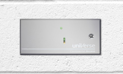 Continental Access Releases Surface-Mount uniVerse Single-Door Controller