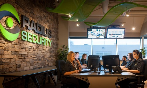 Radius Security Reaps Rewards From Accountable Staff, Technology