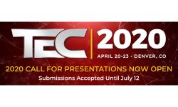 Read: Final Call to Submit Proposals for Presentations at PSA TEC 2020