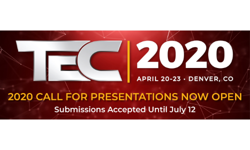 Final Call to Submit Proposals for Presentations at PSA TEC 2020
