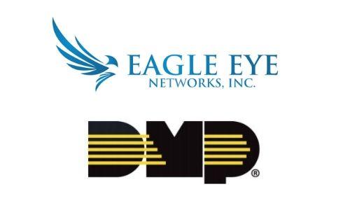 Eagle Eye Networks Integrates Cloud VMS With DMP Virtual Keypad