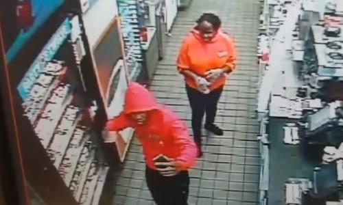 Top 9 Surveillance Videos of the Week: Thief Livestreams Donut Theft