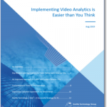 Implementing Video Analytics is Easier than You Think