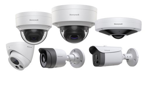 Honeywell 30 Series IP Cameras Help End Users Comply With Procurement Standards