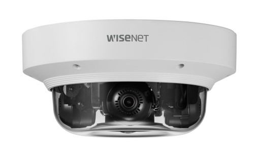 Hanwha to Reveal New Multi-Directional Cameras at GSX 2019