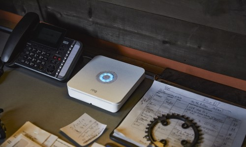 Ring Launches Smart DIY Security System for Small Businesses