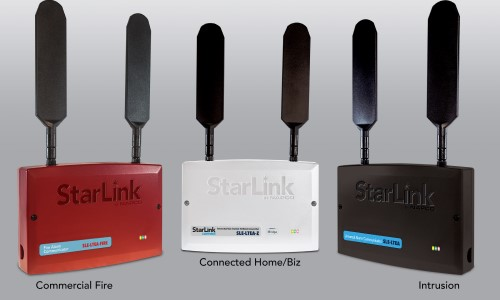 Napco Universal StarLink Communicators Now Available on AT&T LTE Network