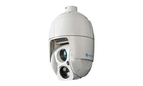 Vicon Releases New 4K P/T/Z Dome Camera
