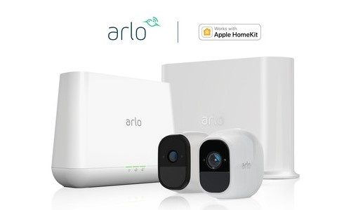 Arlo Adds Apple Homekit Support to Expand Smart Home Functionality