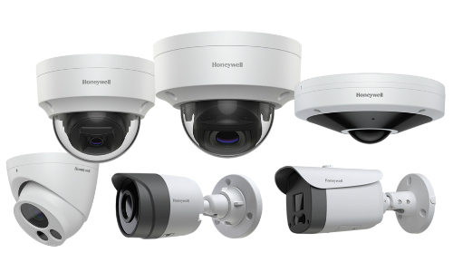 Honeywell at GSX 2019: New Suite of Video Cameras Strengthen Building Safety