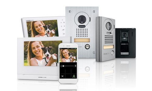 Aiphone JO Series Video Intercom Receives Enhancements for Homeowners, Small Businesses