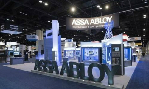 Latest Wares and Booth Activities in Store for ASSA ABLOY at GSX 2019