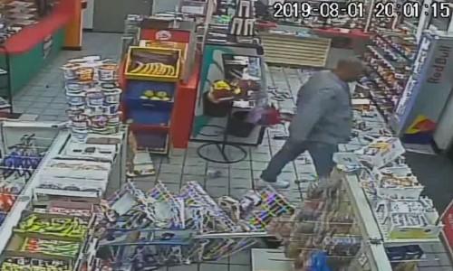 Top 9 Surveillance Videos of the Week: Man Denied Alcohol, Destroys Store