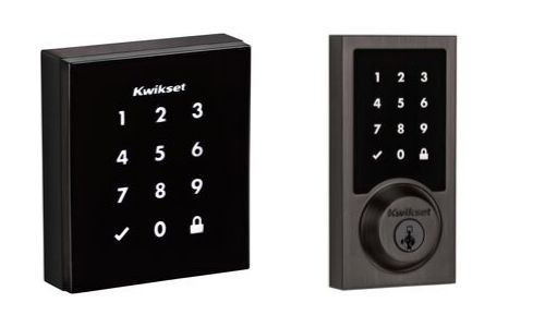 Kwikset Adds Control4 Compatibility to Electronic Deadbolts