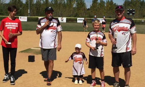 5th Annual Mission 500 Security Softball Game Raises $41K for Charity