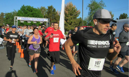 Brinks Home Security to Host Security 5K in Support of Mission 500