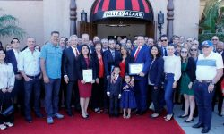 Valley Alarm Celebrates Renovation of Historic Elks Lodge