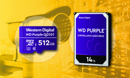 Western Digital Unveils microSD Card Optimized for Analytics at Network Edge