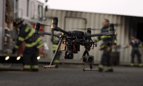 Los Angeles Fire Department Wants to Double Its Drone Fleet