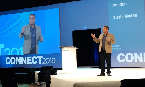 Resideo Connect Conference Emphasizes Whole Home Opportunities