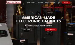 Access Control Cabinet Supplier MedixSafe Launches New Website