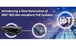 Read: Leverage the Unlimited Possibilities of PoE with Maximum Power and Interoperability