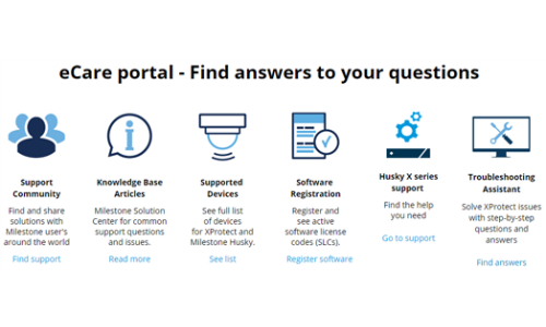 Milestone Systems Launches XProtect Troubleshooting Assistant