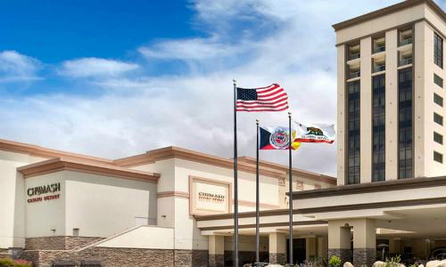 Chumash Casino Resort Bets the House on Vivotek