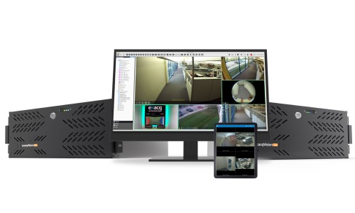 Johnson Controls Adds ONVIF 2-Way Audio Support to exacqVision