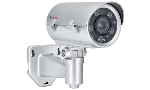 LILIN's New 5MP Analog HD Camera Is Designed for Retail, SMB