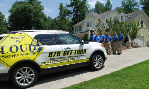 LOUD Security Systems Acquires Pair of Local Security Dealers