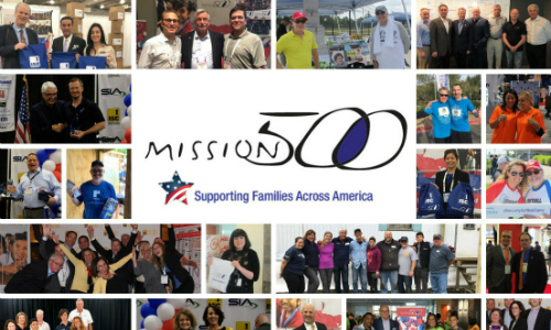 Mission 500 Taking Nominations for CSR and Humanitarian Awards