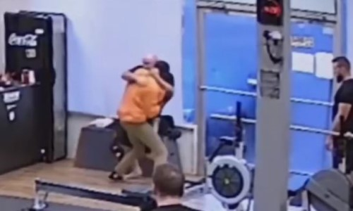 Top 9 Surveillance Videos of the Week: Martial Artist Takes Down Disruptive Man