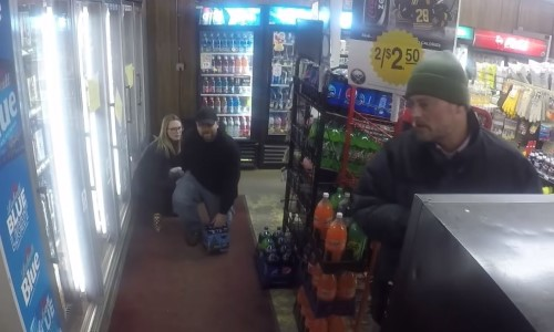 Top 9 Surveillance Videos of the Week: Man Stages Robbery for Marriage Proposal